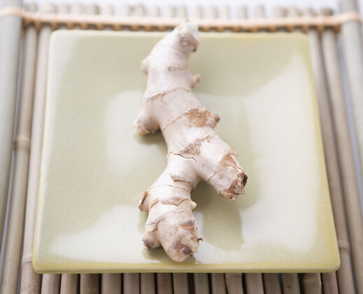Research shows that ginger kills breast cancer stem cells.