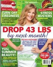 doterra business opportunity featured in First for Women magazine